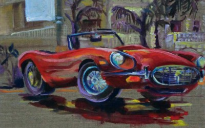 2012 Speed No 1 30x40